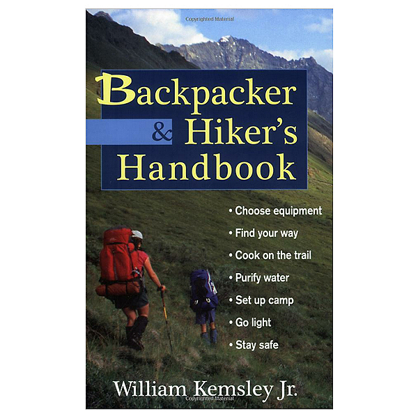 Partners Books Backpacker and Hikers Handbook, , 600