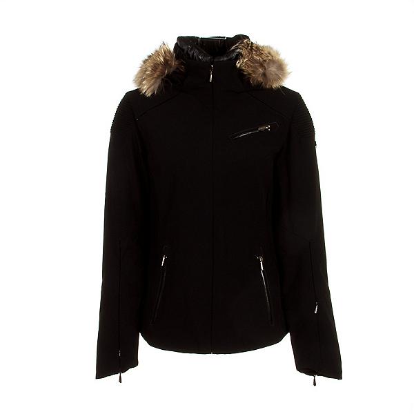 Spyder Posh Real Fur Womens Insulated Ski Jacket, , 600