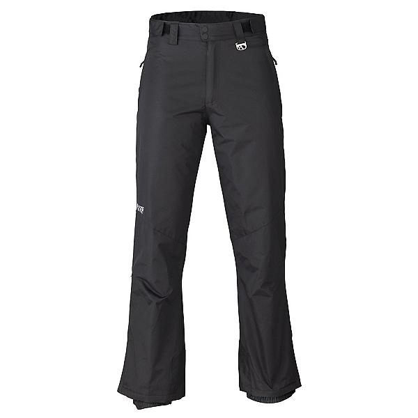 Marker Gillette Waist Mens Ski Pants, Black, 600