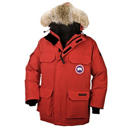 Canada Goose Expedition Parka Mens Jacket, Red, 256