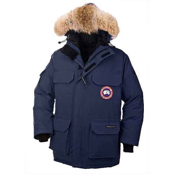 Canada Goose Expedition Parka Mens Jacket, Spirit, 600