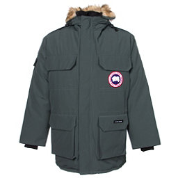 Canada Goose Expedition Parka Mens Jacket, Slate, 256