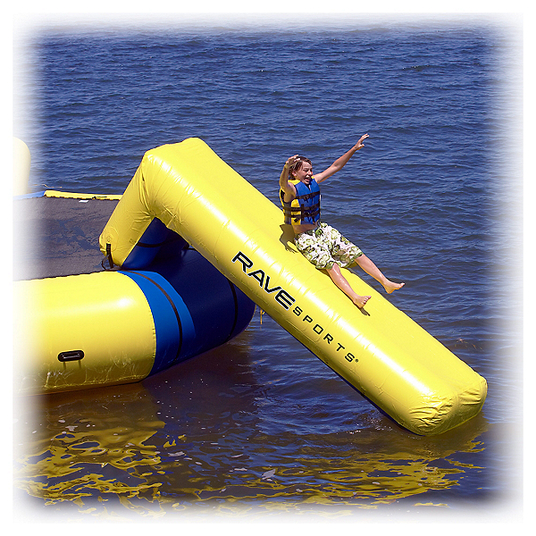 Rave Aqua Slide Large Water Trampoline Attachment, , 600
