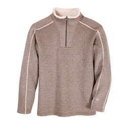 KUHL Europa 1/4 Zip Mens Mid Layer, Oatmeal, 256