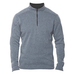 KUHL Revel 1/4 Zip Mens Sweater, Shale, 256