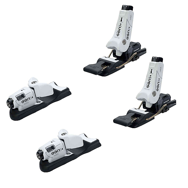Knee Binding Mist Womens Ski Bindings, , 600