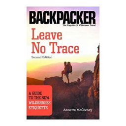 Partners Books Leave No Trace, , 256