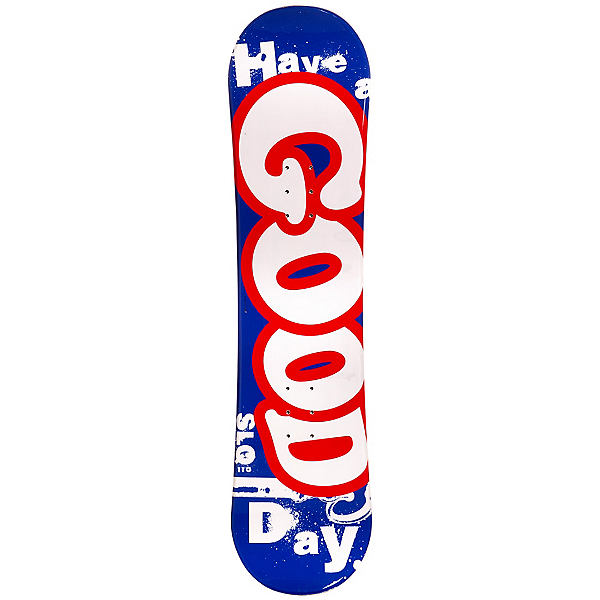 SLQ Good Day Boys Snowboard, , 600