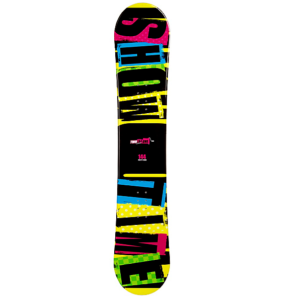 2B1 Showtime Yellow Snowboard, , 600