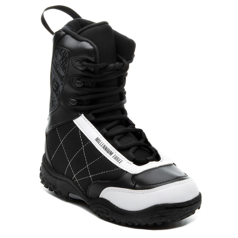 Millenium 3 Militia Junior 11-12 Kids Snowboard Boots im test