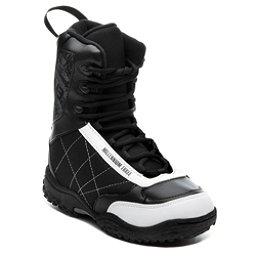 Millenium 3 Militia Junior 11-12 Kids Snowboard Boots, Black-White, 256