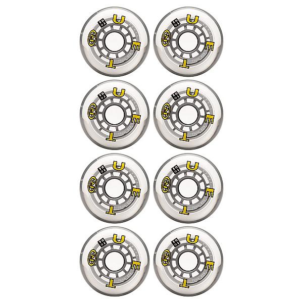 True Sport Wheels Inline Skate Wheels - 8 Pack, , 600