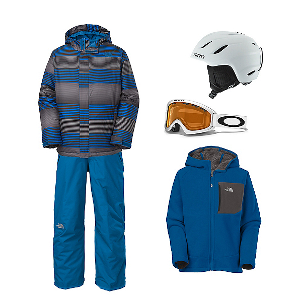 The North Face Grayson Jacket & The North Face Freedom Pant Boy's Outfit, , 600