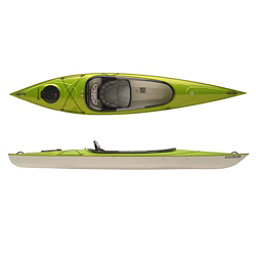 Hurricane Santee 126 Sport Kayak 2017, Green, 256