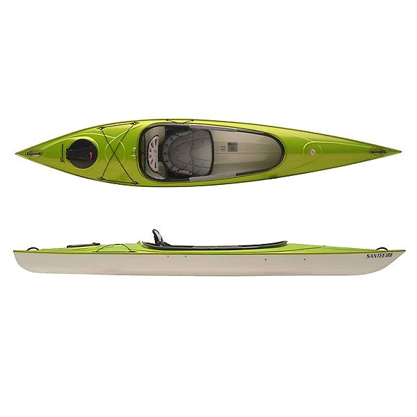 Hurricane Santee 126 Sport Kayak 2018, Green, 600