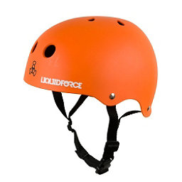 Liquid Force Icon Watersports Helmet, Orange, 256