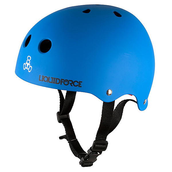Liquid Force Icon Watersports Helmet, Blue, 600