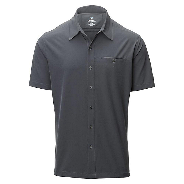 KUHL Renegade Mens Shirt, Carbon, 600