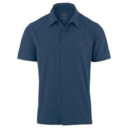 KUHL Renegade Mens Shirt, Pirate Blue, 256