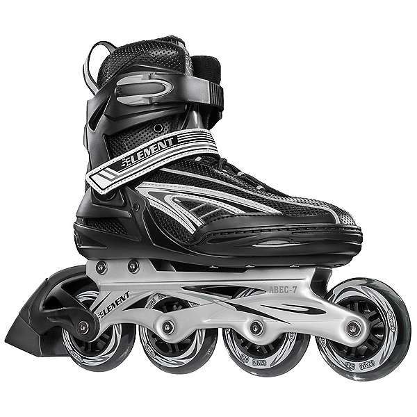 5th Element Panther XT Inline Skates 2019, Black-Gray, 600