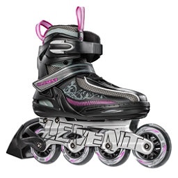 5th Element Lynx LX Womens Inline Skates 2017, Black-Violet, 256