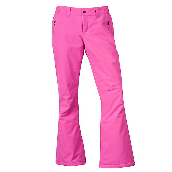 Spyder Traveler Tailored Fit Womens Ski Pants, Sassy Pink, 600