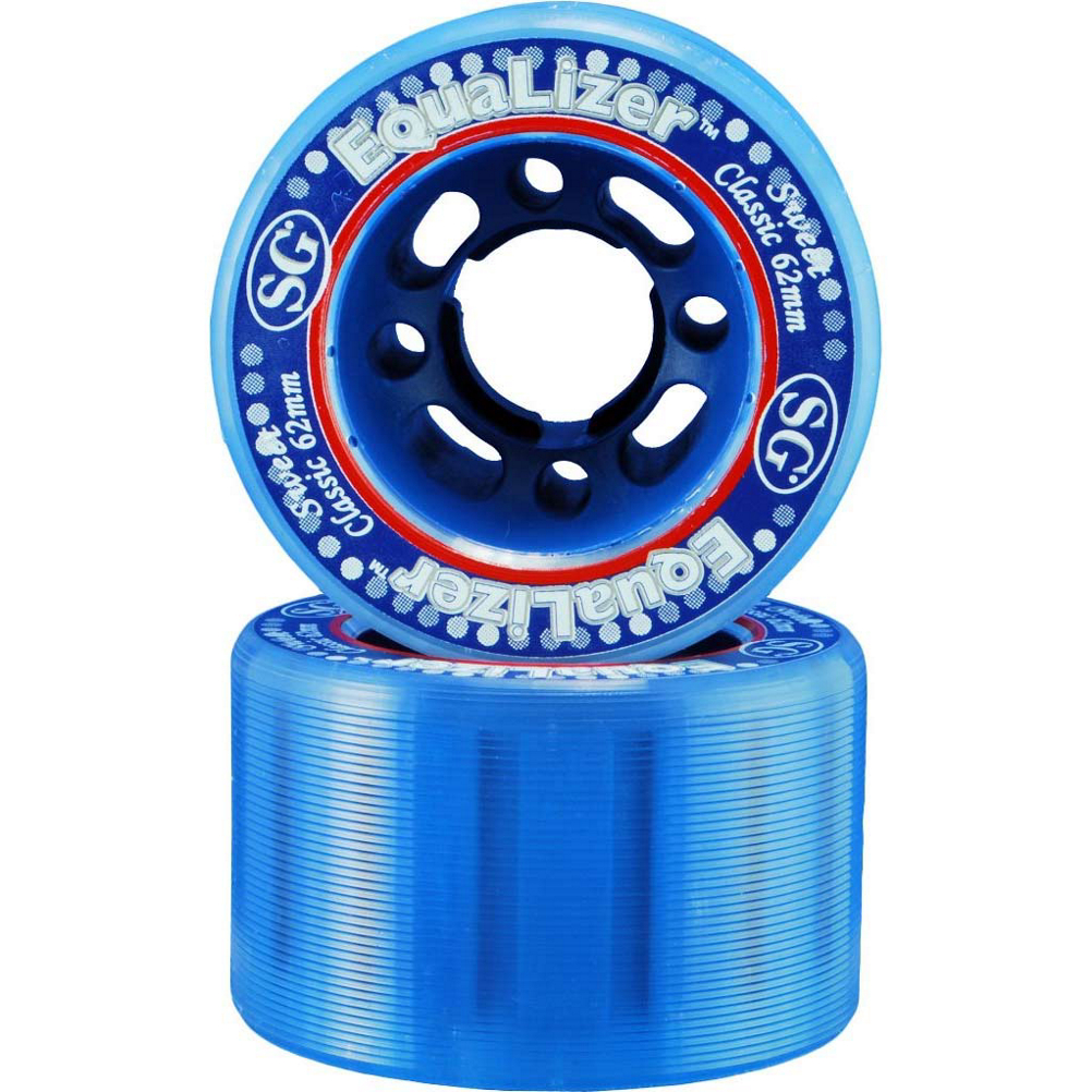 Sure Grip International Equalizer Roller Skate Wheels - 8 Pack im test