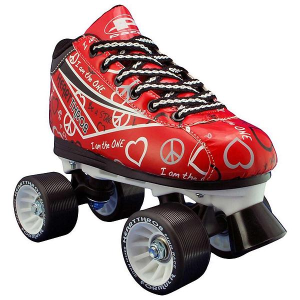 Pacer Heart Throb Girls Derby Roller Skates, , 600