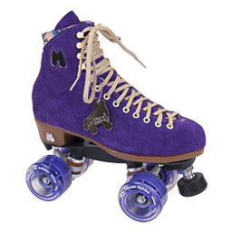 Riedell Moxi Lolly Taffy Womens Outdoor Roller Skates, , 256