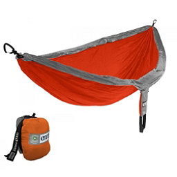 ENO Double Nest with Insect Shield Hammock, Orange-Grey, 256
