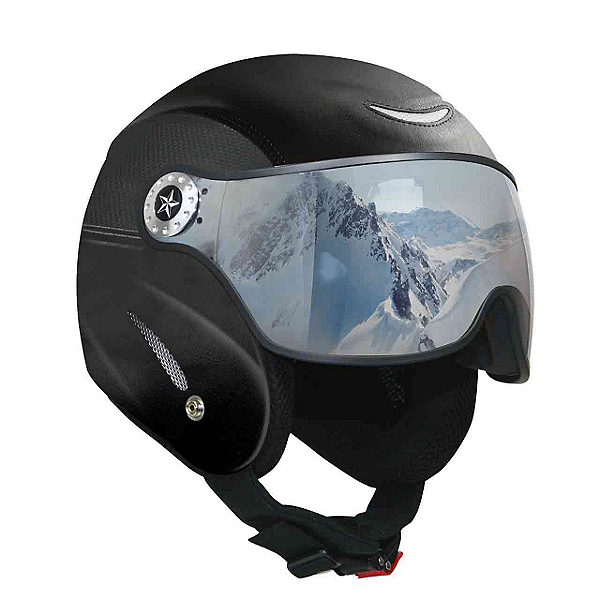 OSBE Proton Leather Helmet, , 600