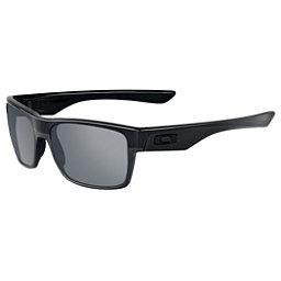 Oakley TwoFace Sunglasses, Steel-Dark Grey, 256