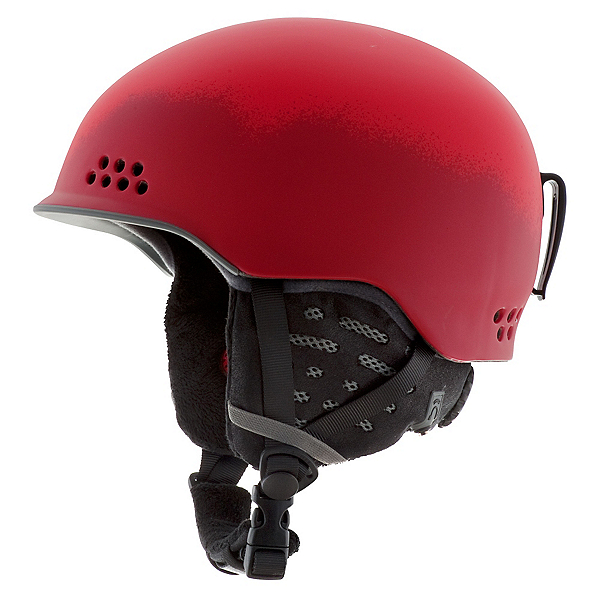 K2 Rival Pro Audio Helmets, Red, 600
