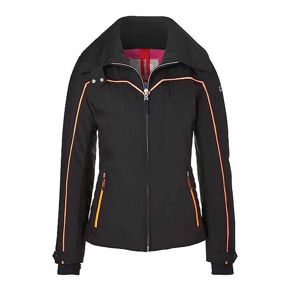 Bogner Fire + Ice Agneta Womens Insulated Ski Jacket, Black, 600