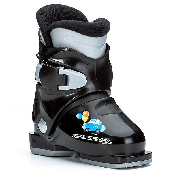 Rossignol R 18 Kids Ski Boots, Black, 600