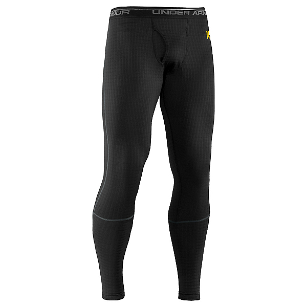 Under Armour Base 4.0 Leggings Mens Long Underwear Pants, Black, 600