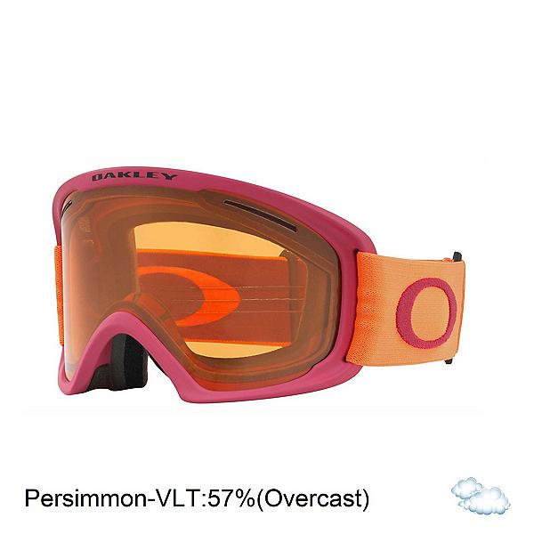 Oakley O2 XL Goggles 2018, Orange Brick-Persimmon, 600