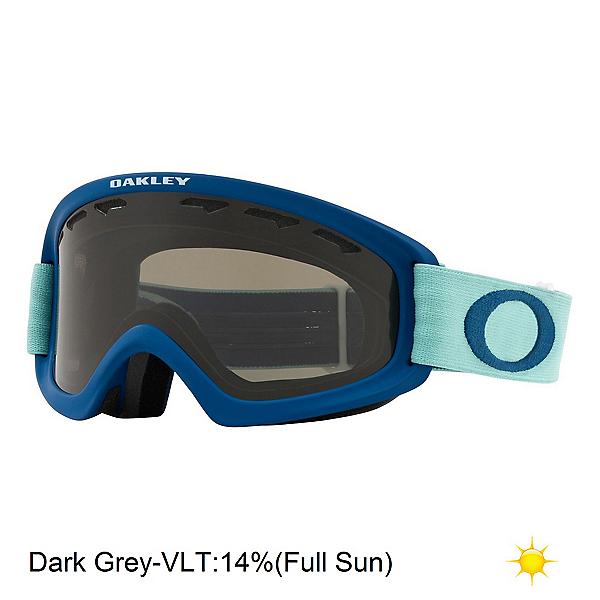 Oakley O2 XS Kids Goggles, Poseidon Arctic Surf-Dark Grey, 600