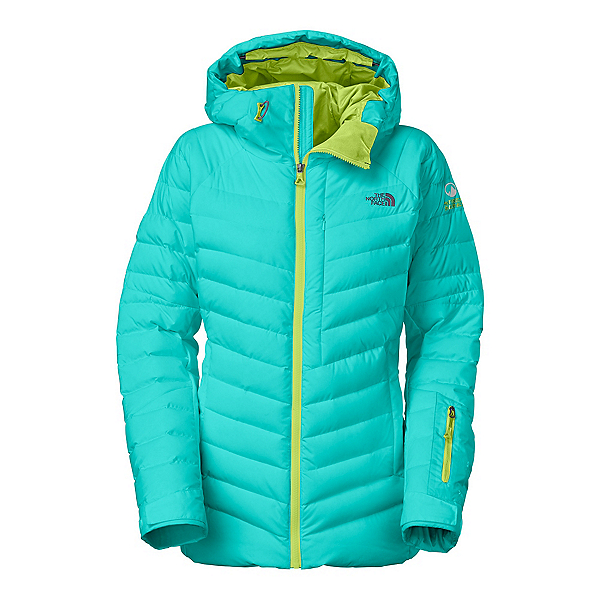 The North Face Point It Down Womens Insulated Ski Jacket 2014