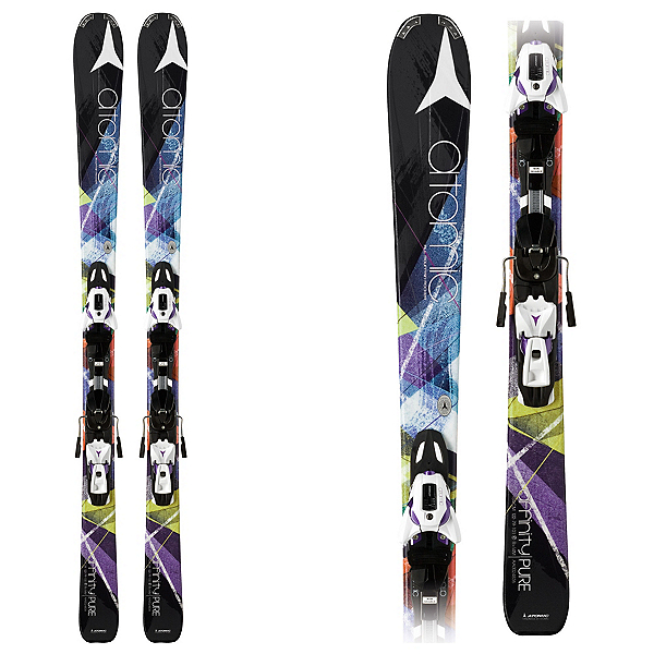 Atomic Affinity Pure Womens Skis with XTO 10 Bindings, , 600