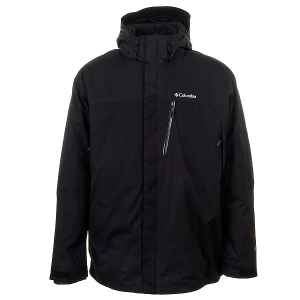 Columbia Lhotse Mountain II Tall Mens Insulated Ski Jacket, , 600