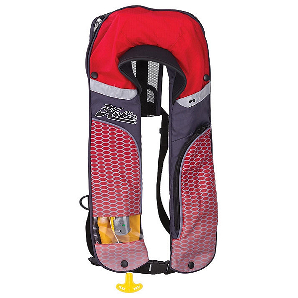 Hobie Inflatable PFD 2018, Red-Grey, 600