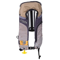 Hobie Inflatable PFD 2018, Tan-Grey, 256