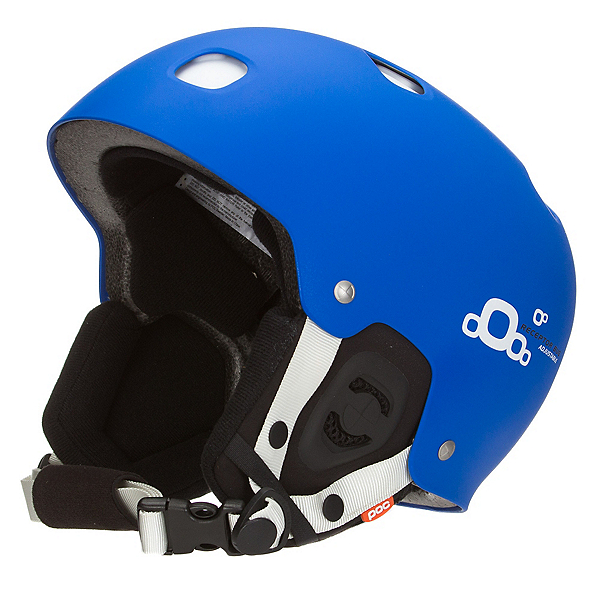 POC Receptor BUG Adjustable 2.0 Helmet, Krypton Blue, 600