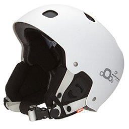 POC Receptor BUG Adjustable 2.0 Helmet, Hydrogen White, 256