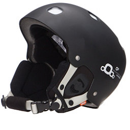 POC Receptor BUG Adjustable 2.0 Helmet, Uranium Black, 256