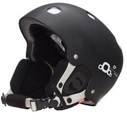 POC Receptor BUG Adjustable 2.0 Helmet, Uranium Black, 256