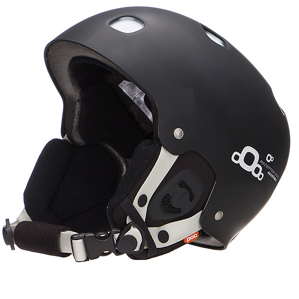 POC Receptor BUG Adjustable 2.0 Helmet, Uranium Black, 600