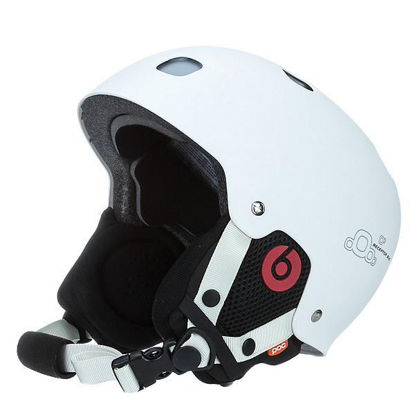 POC Receptor BUG Communication Audio Helmet, White, 600