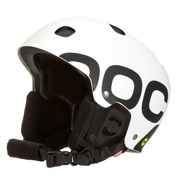 POC Receptor Backcountry MIPS Helmet, Hydrogen White, 600
